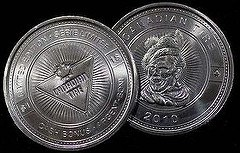 CANADIAN TIRE LAUNCHES $1 COIN