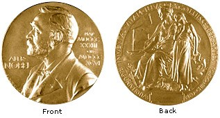 FEATURED WEB PAGE: THE NOBEL PRIZE MEDALS