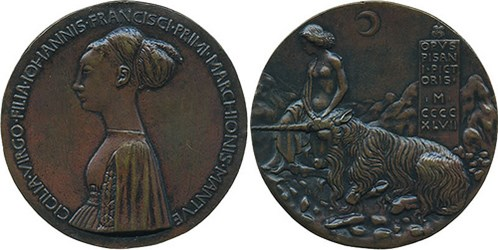 BALDWINS TO AUCTION MICHAEL HALL COLLECTION OF RENAISSANCE MEDALS