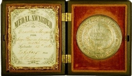 NEW BOOK: AGRICULTURAL AND MECHANICAL SOCIETY MEDALS OF THE U.S.