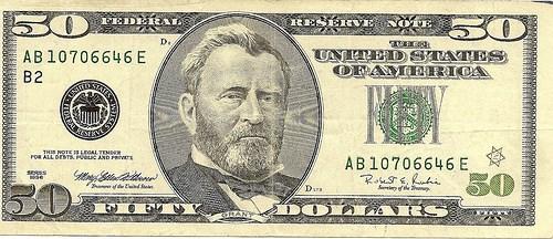 HOMETOWN OF U.S. GRANT LOBBIES TO KEEP HIM ON $50 BILL