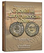 UPDATE: WHITMAN COLONIAL AND EARLY AMERICAN COINS BOOKS