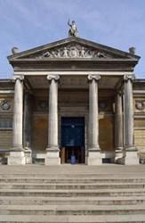 ASHMOLEAN MUSEUM'S HEBERDEN COIN ROOM REOPENS
