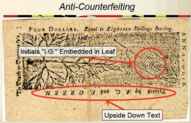 FEATURED WEB PAGE: MARYLAND COLONIAL CURRENCY 1744-1780