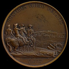 FEATURED WEB PAGE: WASHINGTON BEFORE BOSTON MEDAL