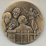 NEW YORK NUMISMATIC CLUB CENTENNIAL HISTORY PUBLISHED