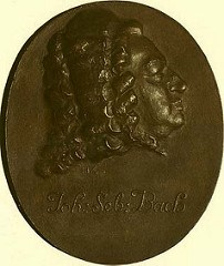 FEATURED WEB PAGE: J. S. BACH MEDALS, MEDALLIONS & COINS