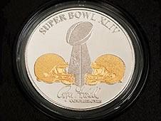 THE NFL'S SUPER BOWL COIN TOSS STREAK