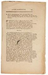 HERITAGE OFFERS 1785 ADAMS COMITIA AMERICANA MEDALS LETTER
