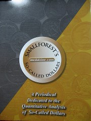 NEW BOOK: SMALLFOREST'S 2010 SO-CALLED DOLLARS