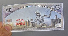 ARTICLE HIGHLIGHTS THE DETROIT CHEER AND OTHER LOCAL CURRENCIES