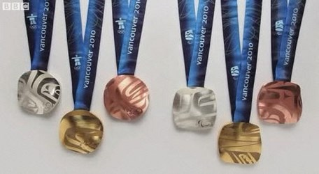 DESIGNING THE 2010 WINTER OLYMPIC MEDALS