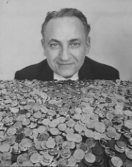 QUERY: THE CHROME PENNIES OF 1954