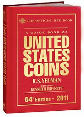 NEW BOOK: GUIDE BOOK OF UNITED STATES COINS, 64TH EDITION (2011)