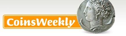 COINSWEEKLY - AN INTERNET WEBZINE