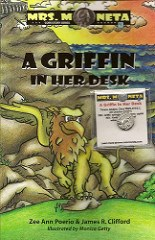 NEW BOOK: A GRIFFIN IN HER DESK BY POERIO & CLIFFORD