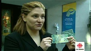 BANK OF CANADA ANNOUNCES SWITCH TO POLYMER BANKNOTES IN 2011
