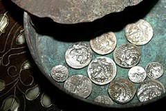 HELLENISTIC COIN HOARD DISCOVERED IN NORTHERN SYRIA