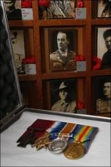 CITIES FEEL SLIGHTED BY TRAVELLING VICTORIA CROSS MEDAL EXHIBIT