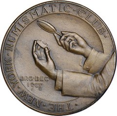 BOOK REVIEW: CENTENNIAL HISTORY OF THE NEW YORK NUMISMATIC CLUB