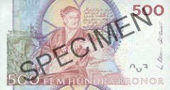 MOVEMENT TO REMOVE ROYAL IMAGES FROM SWEDEN'S CURRENCY