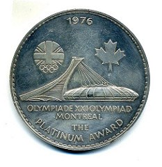 QUERY: 1976 MONTREAL BRITISH OLYMPIC ASSOCIATION MEDAL