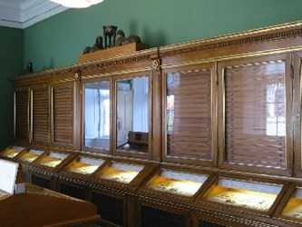 MORE COIN CABINETS