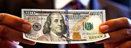 NEW 2011 $100 BILL DESIGN UNVEILED