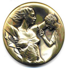 MORE ON THE BROOKGREEN GARDENS MEDAL SERIES