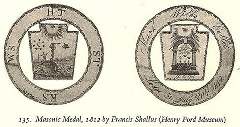 QUERY: FRANCIS SHALLUS, PHILADELPHIA ENGRAVER