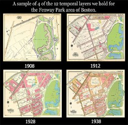 FEATURED WEB SITE: HISTORIC MAP WORKS