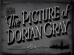 THE PICTURE OF DORIAN GRAY, NUMISMATIST