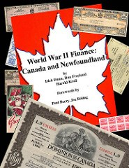 BOOK REVIEW: WORLD WAR II FINANCE: CANADA AND NEWFOUNDLAND