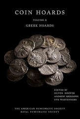 NEW BOOK: COINS HOARDS VOLUME X: GREEK HOARDS