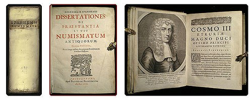 SPANHEIM'S DISSERTATIONES AND OTHER EARLY NUMISMATIC LITERATURE