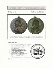 THE SPRING 2010 C4 NEWSLETTER PUBLISHED