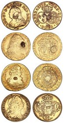 HERITAGE OFFERS EDWARD ROEHRS COLLECTION OF U.S. REGULATED GOLD