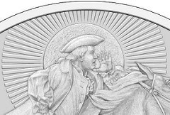 MORE ON THE 2010 BOSTON ANA MEDAL FEATURING PAUL REVERE
