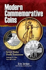 NEW BOOK: MODERN COMMEMORATIVE COINS BY ERIC JORDAN