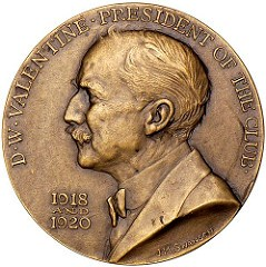 MYSTERY NUMISMATIST OF 1885 REVEALED: D. W. VALENTINE