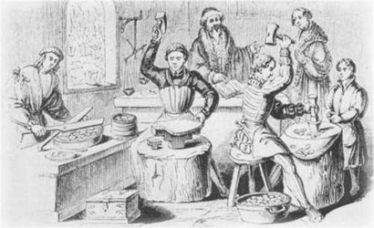 FEATURED WEB PAGE: HISTORY OF COINS AND COIN PRODUCTION