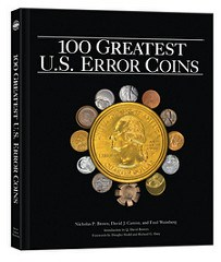 NEW BOOK: 100 GREATEST U.S. ERROR COINS