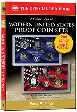 NEW BOOK: GUIDE BOOK OF MODERN UNITED STATES PROOF COIN SETS, 2ND EDITION