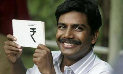 INDIA UNVEILS NEW RUPEE SYMBOL