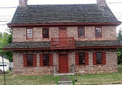 PENNSYLVANIA ARCHEOLOGISTS FIND VIRGINIA HALFPENNY