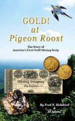 NEW BOOK: GOLD! AT PIGEON ROOST