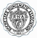 FEATURED WEB PAGE: THE ROCHESTER NUMISMATIC ASSOCIATION