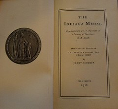 MORE BOOKS WITH AN ENCASED COIN OR MEDAL