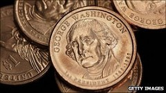BBC ARTICLE ON THE UNUSED U.S DOLLAR COINS