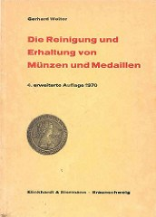 COIN CHEMISTRY REFERENCE BY GERHARD WELTER